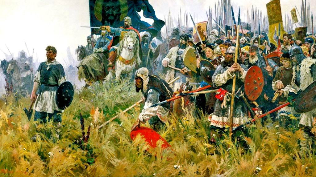 Урок патриотизма «О славе тех времен: Куликовская битва»