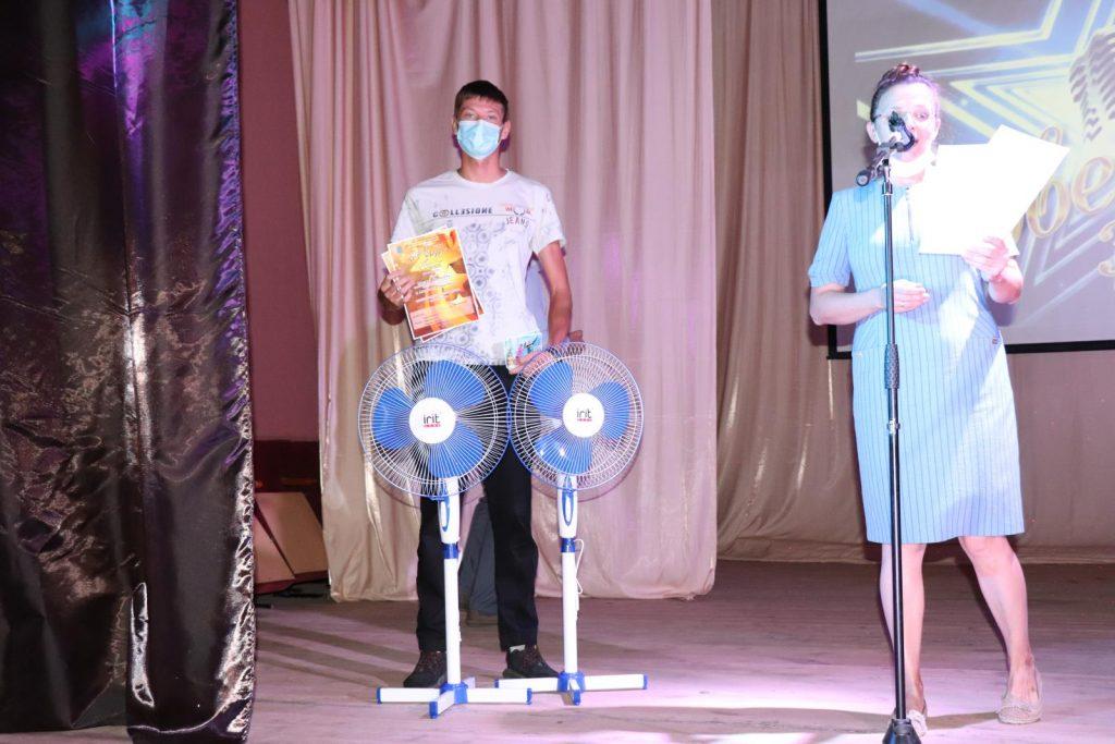 Награждение участников конкурса «Две звезды»